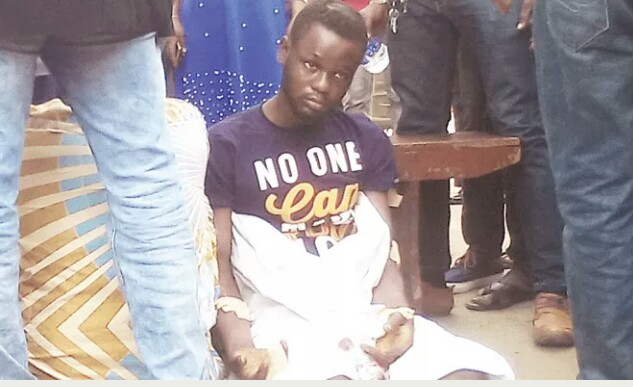 How I Was Initiated, Paid N20,000 For Killing — 18 Year Old Badoo Member