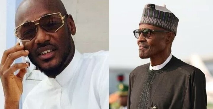 Singer Tuface tasks Federal Government to end Killings in Benue State .