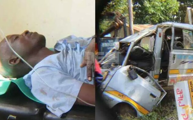 Driver Causes Fatal Accident After Forcibly Kissing Passenger