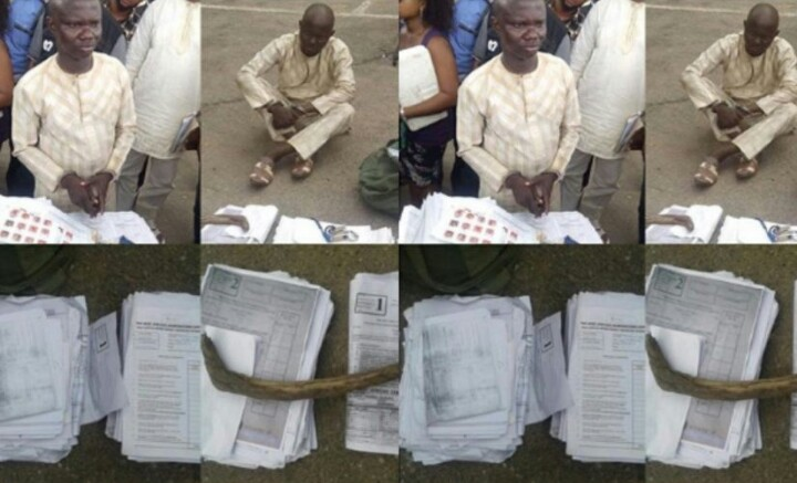 48-Year-Old Man Of God Arrested For Operating A Fake WAEC Centre