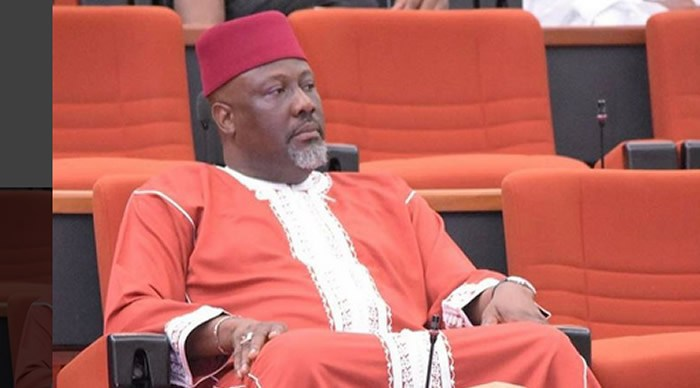 """I have received two international calls threatening me to back off the 5G issue""- Dino Melaye"