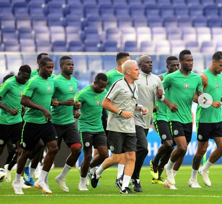 Super Eagles superstar reveals what Nigeria must do to beat Argentina with ease in last Group D encounter