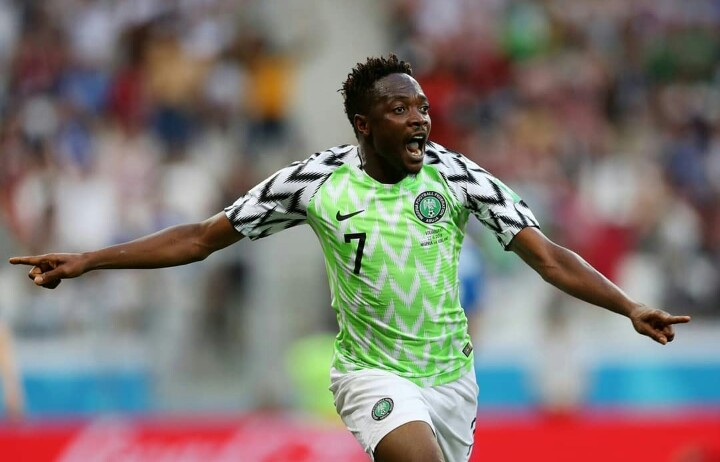 World Cup 2018: Musa's Goal Nominated For Goal Of The Tournament (Link To Vote For Him Below)