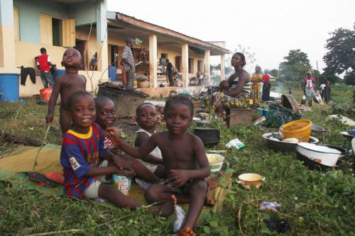 Nigeria takes over from India as the nation with the highest number of extremely poor people