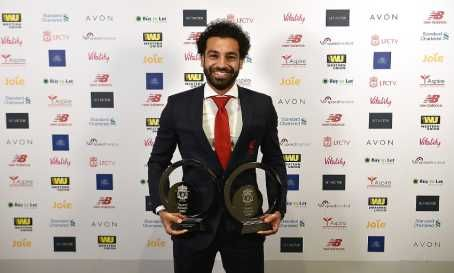 Mohamed Salah Signs New Liverpool Contract Deal (Details)