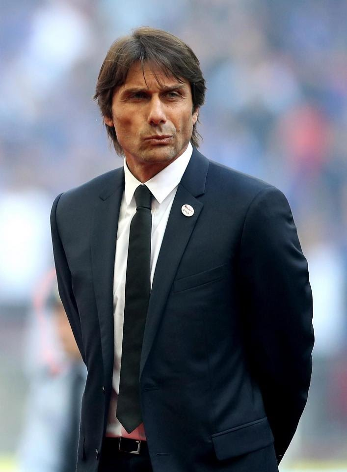 Antonio Conte sacked by Chelsea as they prepare to appoint Maurizio Sarri as manager