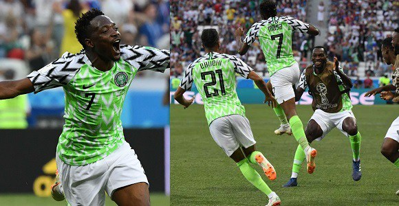 Musa Reacts After His Goal Got Nominated For World Cup Goal Of The Tournament