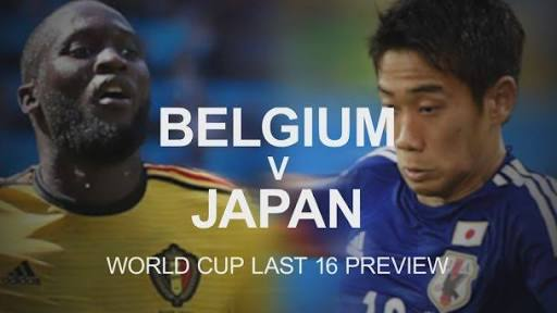 Lessons drawn from belgium and japan game