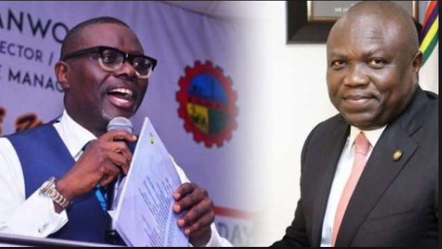 APC Governorship Aspirant, Sanwo-Olu, Reacts After Ambode's Allegations Against Him.