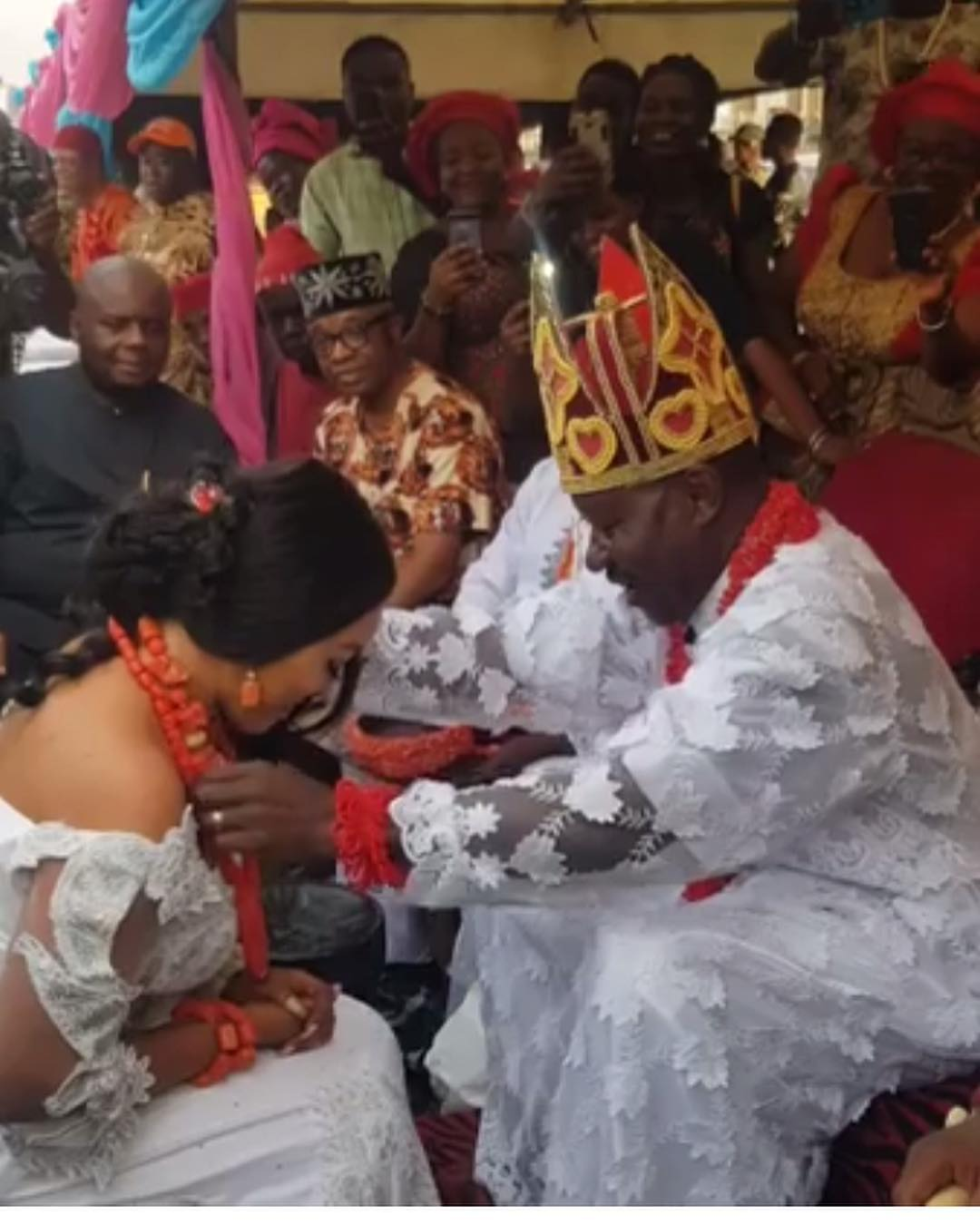 Nollywood Actress Rachael Okonkwo Conferred With Chieftaincy Title