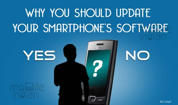 Five Reasons To Update Your Phone Software Regularly