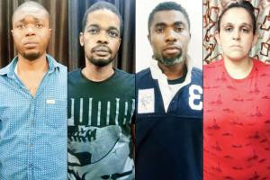 Three Nigerians arrested in India with 6kg of cocaine concealed in curtain-rod