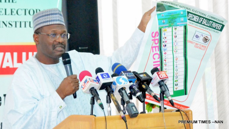 INEC finally postpones Nigeria's general election to February 23rd