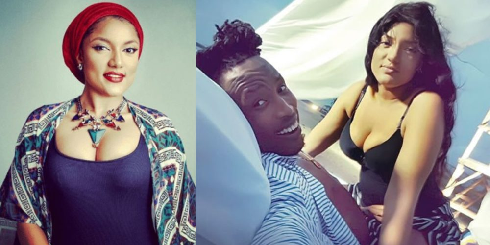 Mr. 2Kay does not have sperm & cannot get any woman pregnant – Gifty tells Nigerians