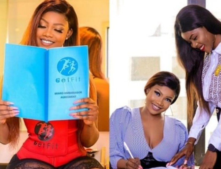 Tacha bags another juicy deal with 'Getfitng'as their latest ambassador