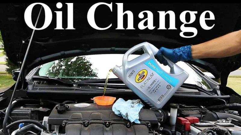 Step By Step Instructions On How To Change Your Car Engine Oil Yourself