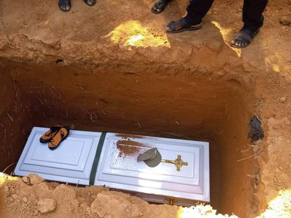 Burial Of Praise Folorunsho, Kebbi Corper Who Died In Accident
