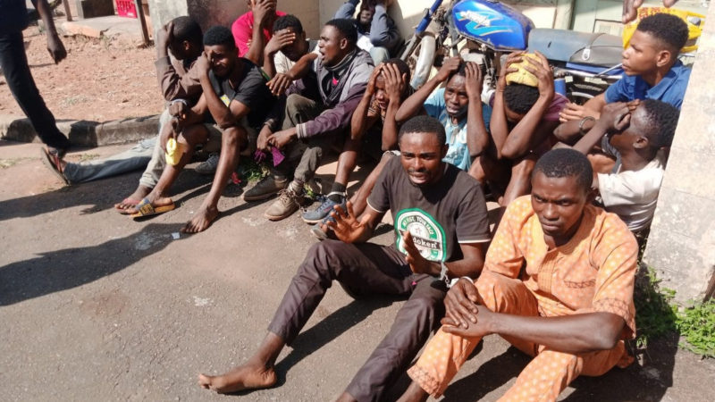 13 remanded in prison for murder and burning of Ondo Prophet's church