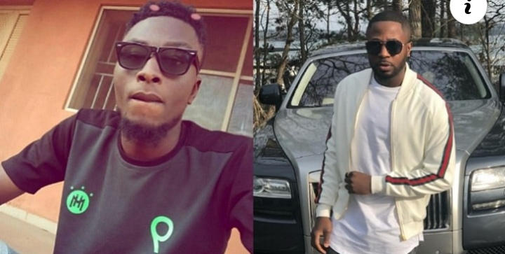 I won his giveaway but he cursed me and blocked me- Man calls out Tunde Ednut (Video)
