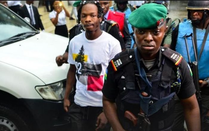"""Nobody has to lose for me to succeed"" – Naira Marley"