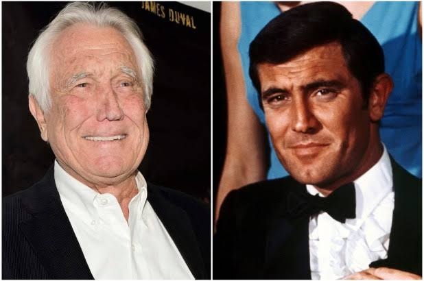 Australia's James Bond, George Lazenby, 80, boasts about sleeping with more than a thousand women