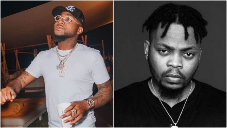 Olamide Chases Davido After He Snubs Him At Kizz Daniel's Concert (Video)