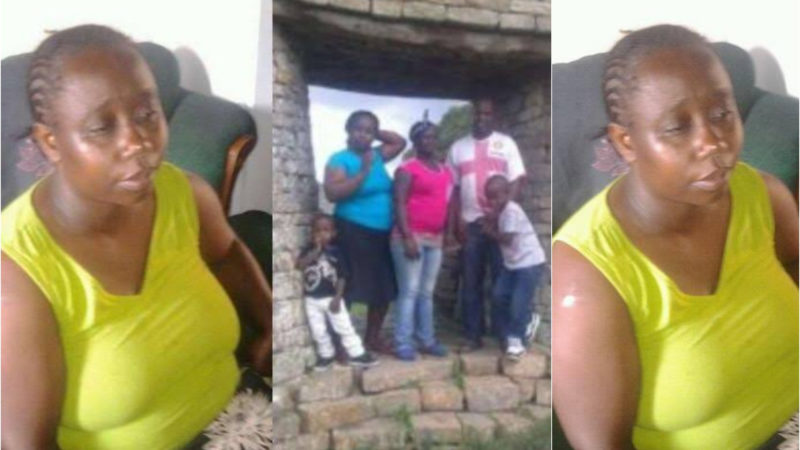 Woman 'sells' her husband for N6,000 (Ksh 1700) to buy clothes