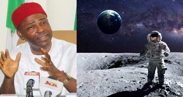It may take us 20 or 30 years but Nigeria has plans to also land in space – Minister of Technology, Ogbonnaya Onu