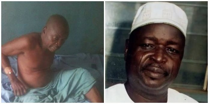 BREAKING: Veteran Yoruba Actor, Toyosi Arigbabuwo, Is Dead