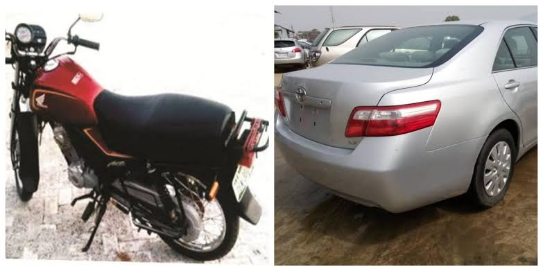 Man buys a car for his father – 14 years after the father sold his only bike for his son's eye surgery
