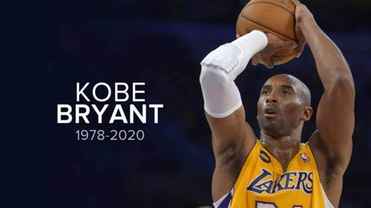 The World mourns as Basketball legend, Kobe Bryant dies in fiery helicopter crash that killed his daughter and 3 others