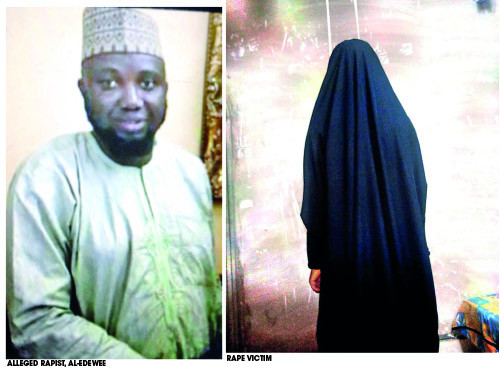 Police re-arraign Osun cleric who allegedly raped 16-year-old girl