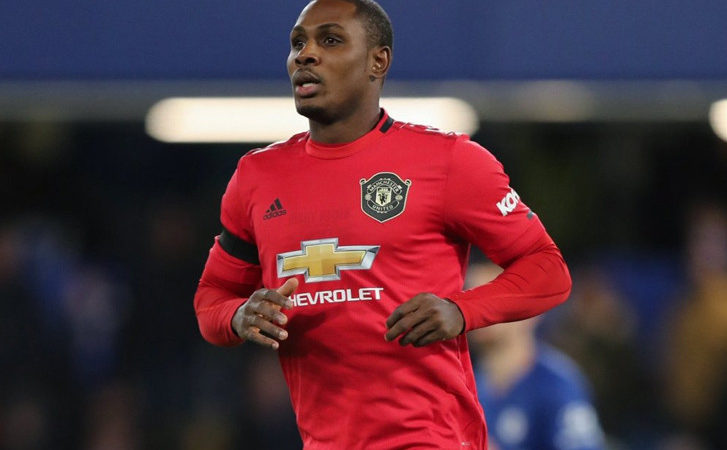 Odion Ighalo makes history as first Nigerian player to play for Man United since it's inception 142 years ago