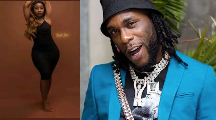 """Burna Boy's arrogance is one of the reasons I want to sleep with him""""- Lady says"""