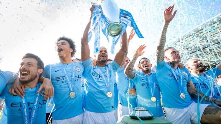 Manchester City banned from UEFA Champions League
