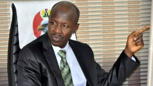 I strongly believe coronavirus is caused by corruption – EFCC boss Magu says