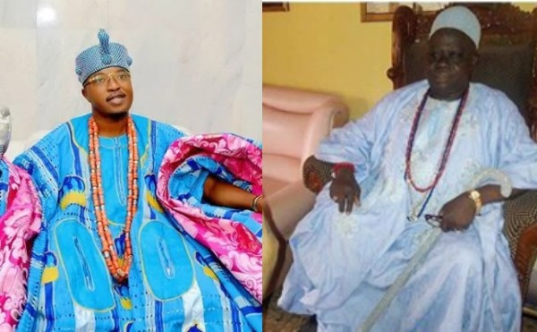Oluwo of Iwo reacts after he was accused of beating up a fellow king.