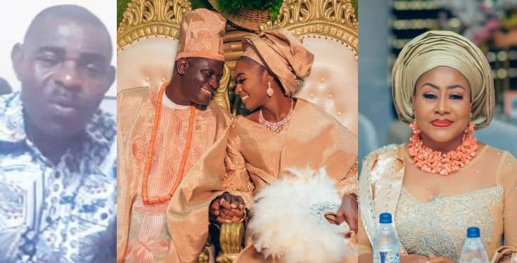Ngozi Ezeonu married off my daughter without my consent after crashing our marriage' – Ex-Husband Edwin Ezeonu