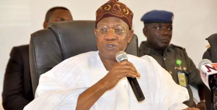 Bodies of Coronavirus victims will not be released to their families- Lai Mohammed